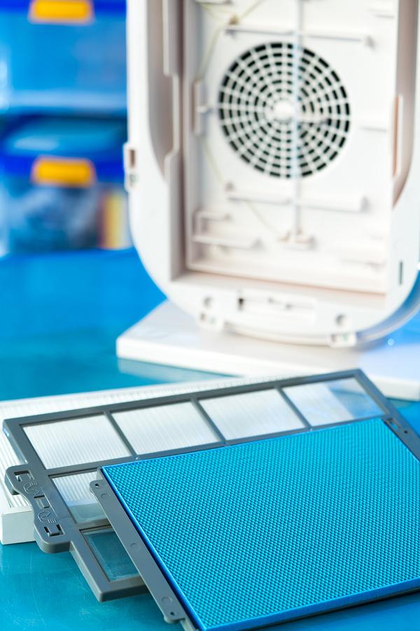 HEPA system Air filter